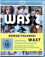 WHAT ? - Blu Ray Disc -