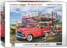 CHEVROLET Apache Pick-up 1958 Puzzle 1000 PEZZI 680 mm x 490 MM (PZ)