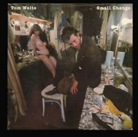 VINYL LP Tom Waits - Small Change Asylum 7E 1078 1st PRESSING / Elvira NM-