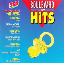 Compilation CD Boulevard Des Hits Volume 15 - France (EX/VG+)