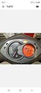 YAMAHA CYGNUS X 125 SPEEDO CLOCKS 34309 MILES