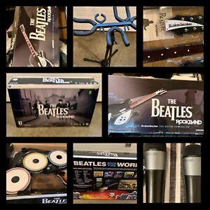 Beatles Rock Band Limited Edition Bundle XBOX 360