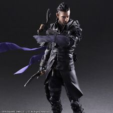 Play Arts Kai Nyx Ulric Final Fantasy XV: Kingsglaive Square Enix Japan