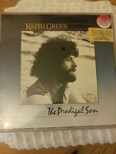 keith green  THE PRODIGAL SON  hype sticker  sealed  LP VINYL