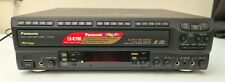 More details for panasonic lx-k780 laser disc player with remote