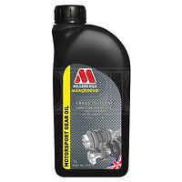 Millers Oils NANODRIVE CRX LS 75w-140 75w140 NT+ Fully Synth Gear Oil 1 Litre 1L