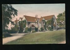 Devon NORTHAM Burrough House home Amyas Leigh 1908 PPC Frith #55978