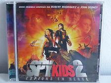 CD ALBUM BO Film OST Smy kids 2 espions en herbe ROBERT RODRIGUEZ DEBNEY 3015702