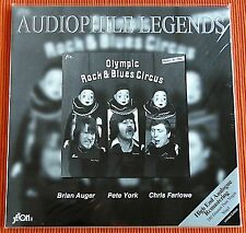 BRIAN AUGER, CHRIS FARLOW - OLYMPIC ROCK & BLUES CIRCUS   180g  LP SEALED