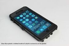 """Replacement Inside Shell+Screen For iPhone 6/6S 4.7"""" OtterBox Defender Case BLK"""