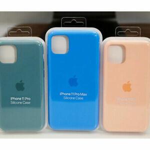 Cover Apple con Logo Originale Per iPhone 12 11 7 8 XS 6 S Case Del Telefono