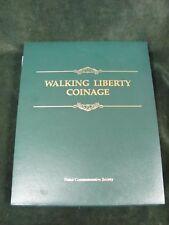 Walking Liberty Coinage PCS Set - Walking Liberty Halves and Silver Eagles