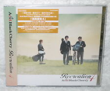 Acid Black Cherry Recreation 4 Taiwan Ltd CD+DVD (Janne Da Arc yasu)