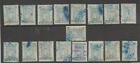 Greece fiscal mix revenue collection mix stamp ml309 as seen
