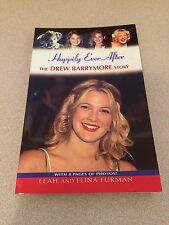 """""""Happily Ever After - The Drew Barrymore Story,"""" book"""