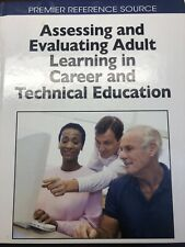 Assessing and Evaluating Adult Learning in Career and Technical Education (Trade