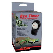 Lucky Reptile -eco Timer-Mechanische Minuterie, Terrarium Éclairage Geckos