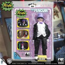 "Batman Classic 1966 Masked Penguin 8"" Action Figure Series 8 Limited Edition"