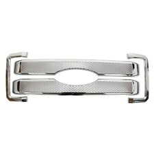Fits 11-16 Ford F250 350 450 Super Duty Platinum Style Moulding Front Mesh Grill
