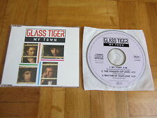 GLASS TIGER My Town 1991 EUROPEAN CD single