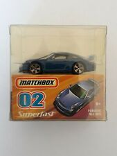 Matchbox USA Super Fast 2008 - #02 - Porsche 911 GT3