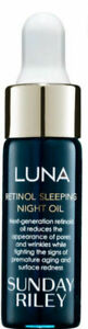Sunday Riley Luna Retinol Sleeping Night Oil Travel Size Mini .17 fl oz 5mL