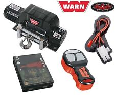 RC4WD Warn 9.5CTI Winch w/ Wireless Remote & Receiver 1/10 Scale S1079+S1092