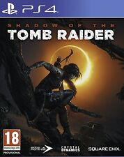 Shadow Of The Tomb Raider - Day One Edition (PS4) Nuovo e Sigillato - in Stock