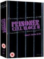 Prisoner Cell Block H Volume 5 Episodes 129-160 DVD