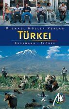 TÜRKEI GESAMT Michael Müller Reiseführer 06 Istanbul Anatolien NEU Komplett ganz
