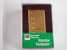 Seymour Duncan TB-6 Distortion Bridge Trembucker W/ Gold Cover