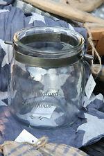 * IB LAURSEN Teelichthalter Hurricane Nordic Lighthouse Maritim Windlicht Glas