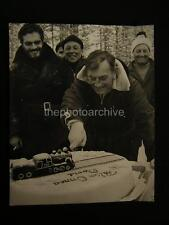 1962 Candid Director David Lean Omar Sharif Lawrence Of Arabia PHOTO 129N