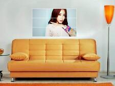 "IM YOONA LARGE 35""X25"" INCH MOSAIC WALL POSTER K-POP GIRLS GENERATION"
