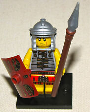 LEGO NEW SERIES 6 ROMAN SOLDIER MINIFIGURE KNIGHT MINIFIG 8827