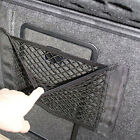Car Trunk Back Rear Seat Elastic String Net Mesh Storage Bag Pocket Cage Black