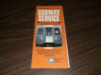 DECEMBER 1988 NEW YORK CITY TRANSIT SYSTEM-WIDE CHANGES BROCHURE ARCHER AVENUE