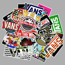 100 cool street graffiti skateboard stickers van logo decoration Vinyl decals