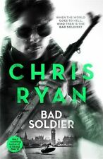 CHRIS RYAN ___ BAD SOLDIER ___ BRAND NEW ___ FREEPOST UK