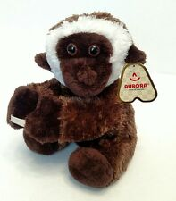 "Aurora Mini Flopsie Vase Hugger The Monkey 6"" With Hang tag"