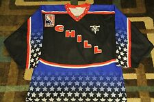 Projoy Titan Chill Alaska 2007 Roller Hockey Jersey Senior Adult Large L #12