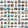 Multi 3D Resin Fridge Magnet Refrigerator Magnetic Stickers Travel Souvenir