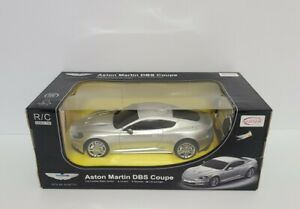 Aston Martin DBS Coupe RC Control Car Rastar Allianz 1:24 Scale