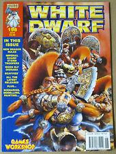 White Dwarf - Edizione Inglese - N. 198 - Mese Giugno
