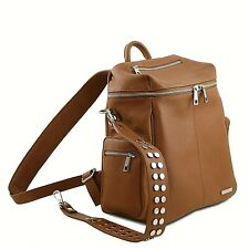 Tuscany Leather TL BAG Soft leather backpack for women