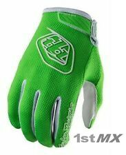Troy Lee Designs Tld Gp Air Flo Verde Mx Motocross Guantes de Carreras Juventud Xlarge
