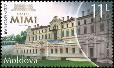 Moldova 2017 stamp EUROPA 2017: Castles 2017 Mimi Castle Mint never hinged