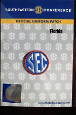 Official Licensed NCAA College Football Florida SEC Conference Patch
