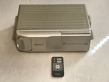 Sony Cdx-505Rf 10 Disc Cd Changer, Xa-250 Magazine, and Rm-X57 Remote, Untested