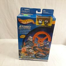 Hot Wheels Atomix #2 Beach Pier Brawl Microset